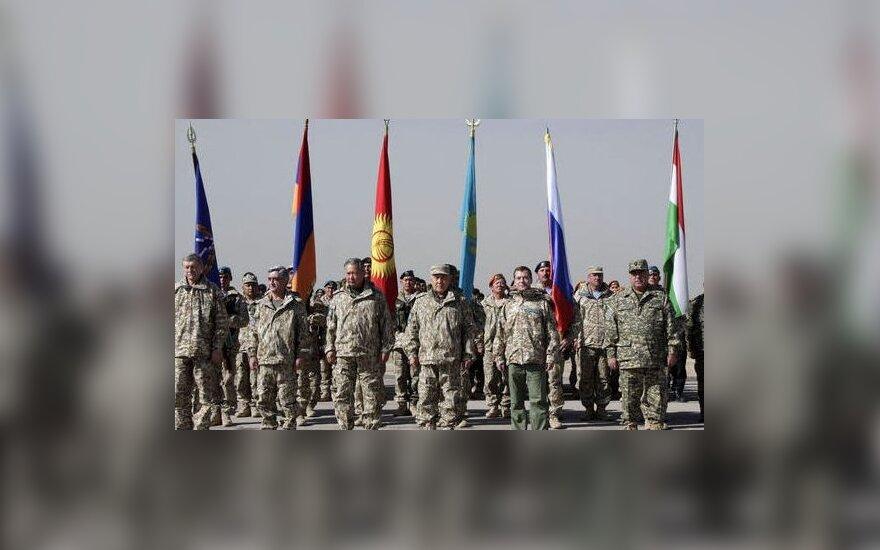 Коллективные вооруженные силы ОДКБ провели первые учения