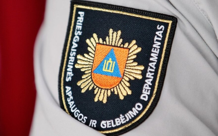 МВД: высокопоставленные пожарные использовали своих подчиненных