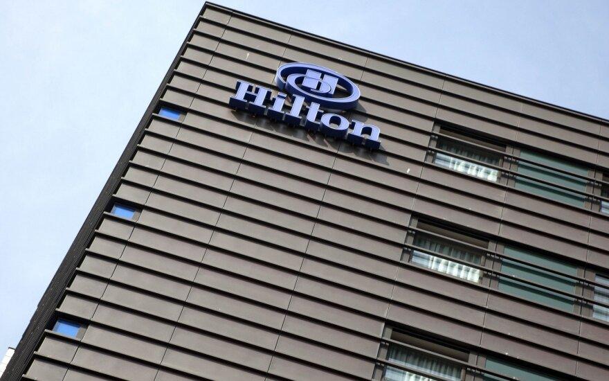 """Будущее гостиницы """"Хилтон"""" в Вильнюсе повисло на волоске"""