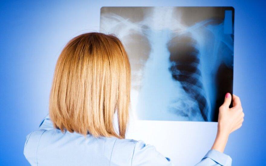 Литва - европейский лидер по распространенности туберкулеза