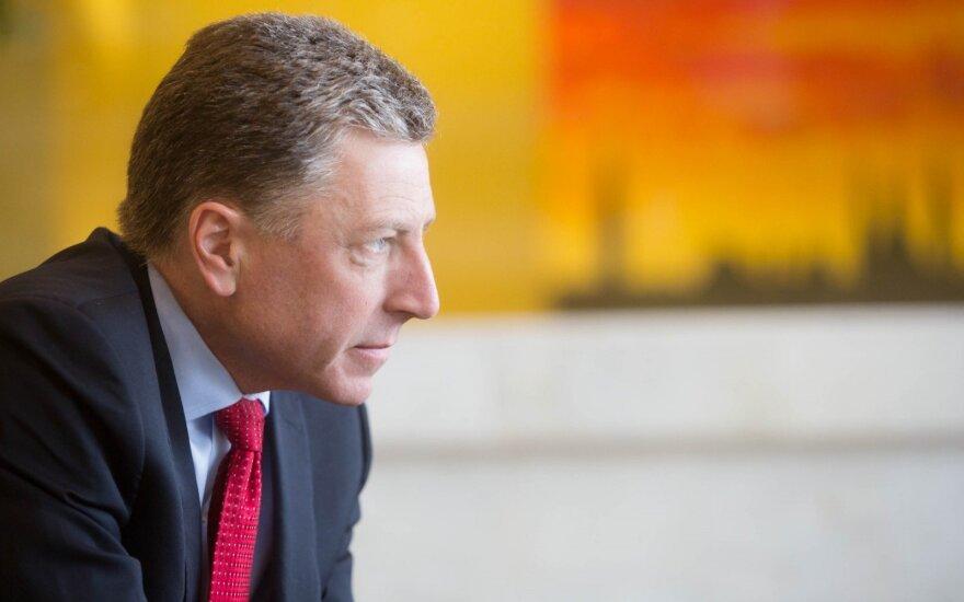 Волкер: Даже если Россия выполнит минские соглашения, санкции останутся в силе