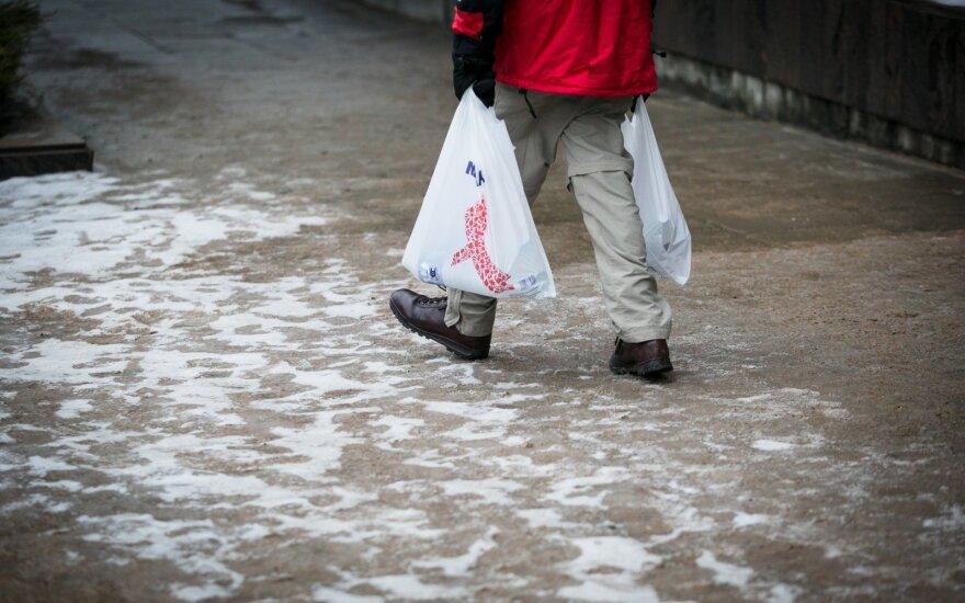 Погода: улицы снова превратятся в каток