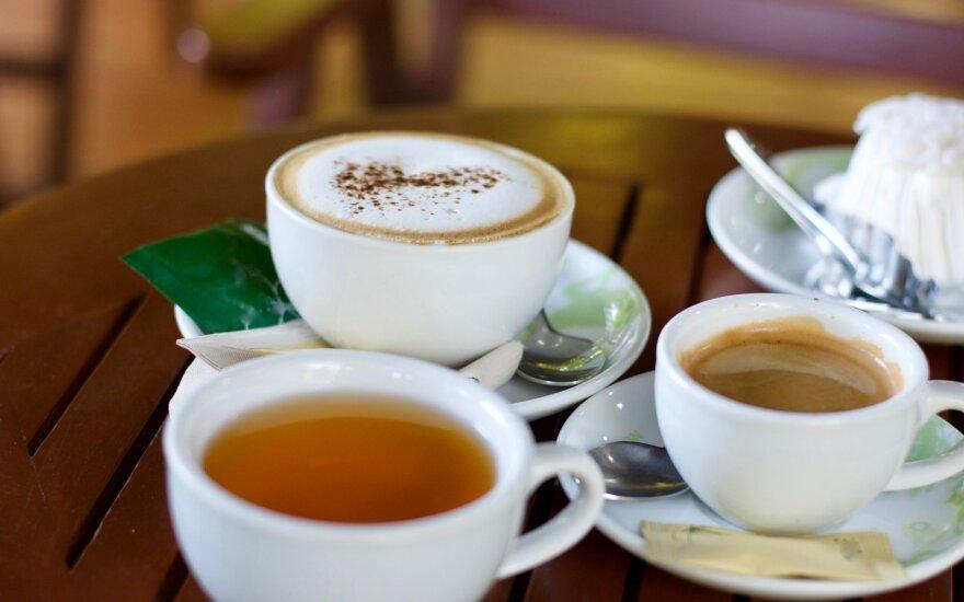 Чай и кофе способны спасти от аритмии