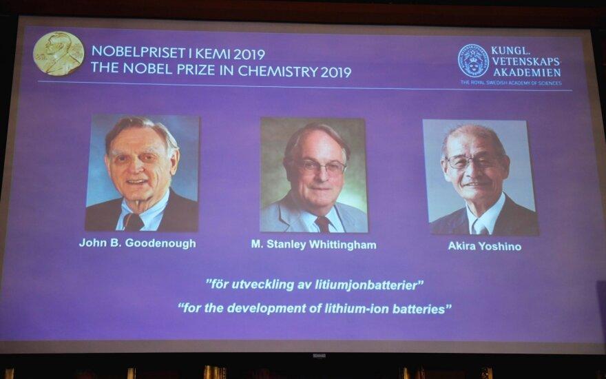 Нобелевскую премию по химии 2019 года дали за литий-ионные батареи
