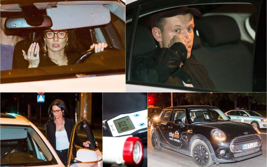 Ночь в Вильнюсе: дорогой урок вождения и нетрезвый доброволец за рулем CityBee