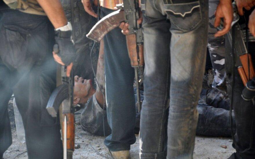 Syria: CIA i Mossad przygotowują wojska do obalenia syryjskiego rządu