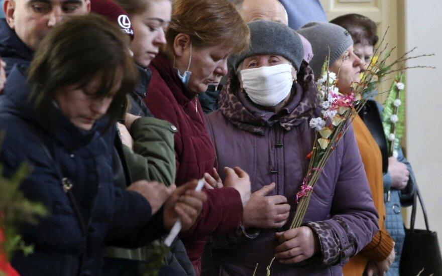 Количество случаев заражения коронавирусом в Беларуси выросло до 2226