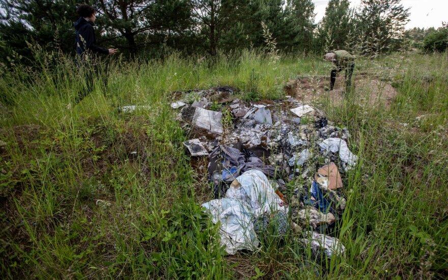 """Заброшенное место захоронения разорили, вероятно, """"черные"""" археологи"""