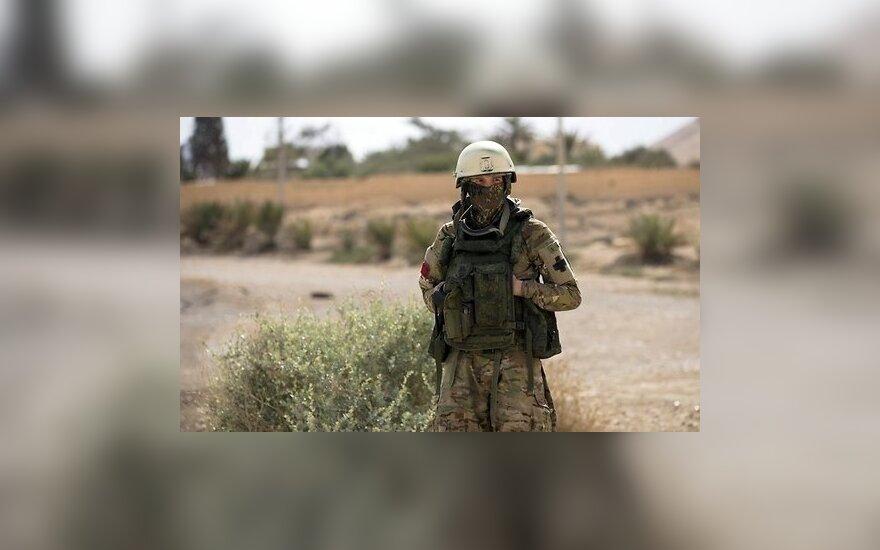 Двое российских военных ранены в Сирии при обстреле боевиками