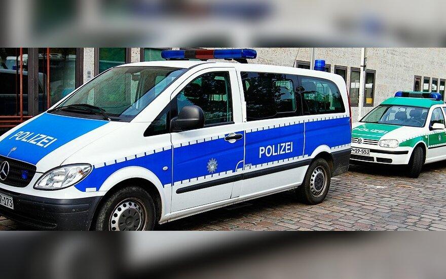 В Германии ищут двух вероятных участников терактов в Париже