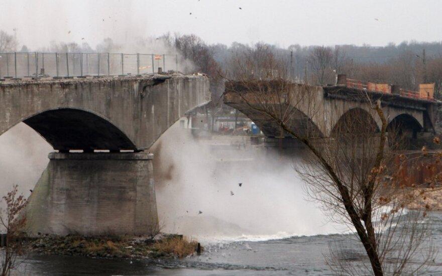 Kauno Panemunės tilto sprogdinimas