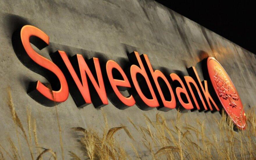 В работе сети банкоматов и платежных терминалов Swedbank возник сбой