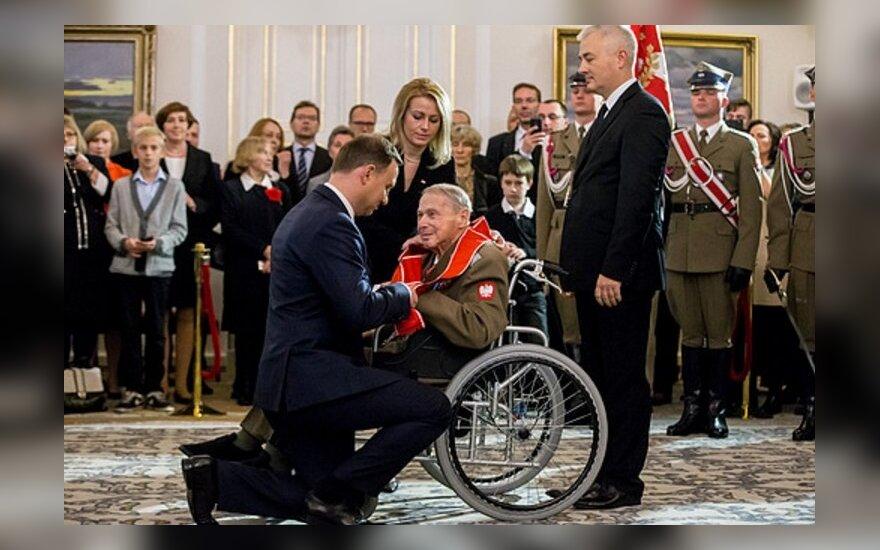 100 dni prezydenta Andrzeja Dudy. Źródło: prezydent.pl