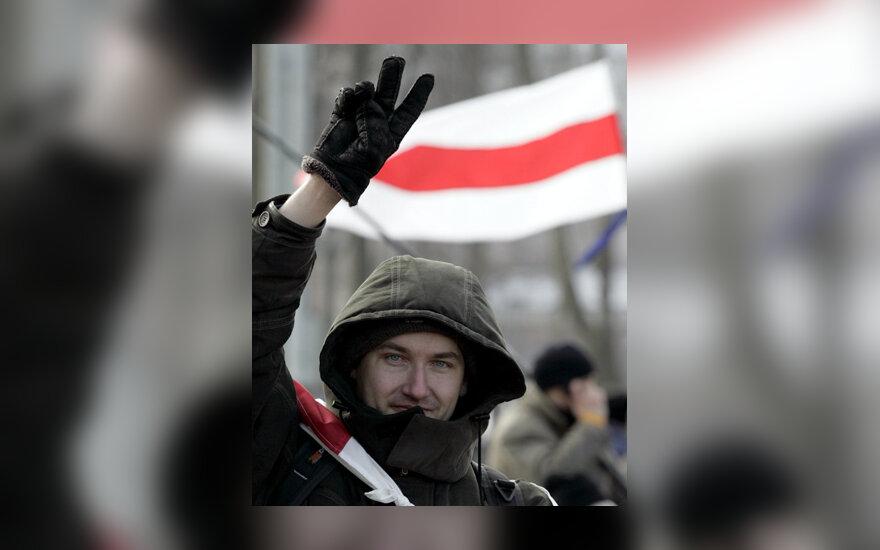 Baltarusių piketas