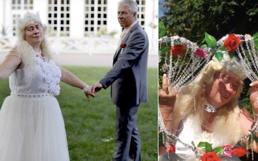Lina Alfa ir Omega ištekėjo už išrinktojo
