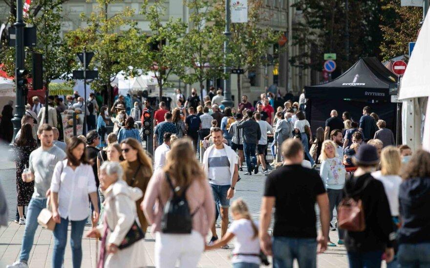 """Наполненный развлечениями фестиваль """"Дни столицы"""" в Вильнюсе подходит к концу"""