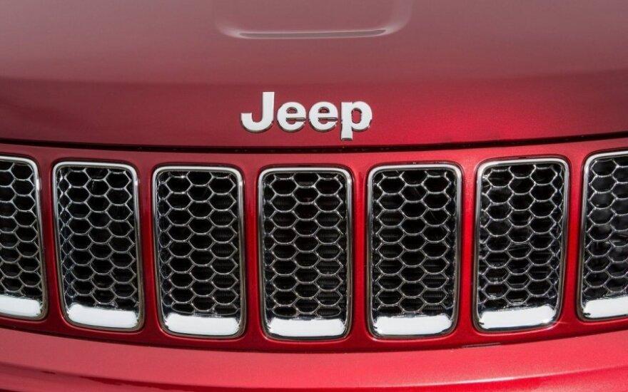 """Jeep Cherokee первым в классе опробовал 9-скоростной """"автомат"""""""