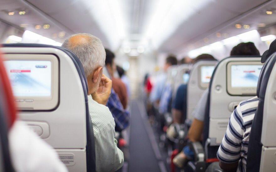 В Атланте из-за отключения электроэнергии отменили более тысячи рейсов