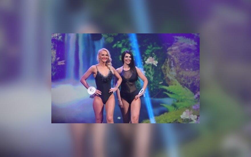 В Риге прошел финал национального конкурса красоты