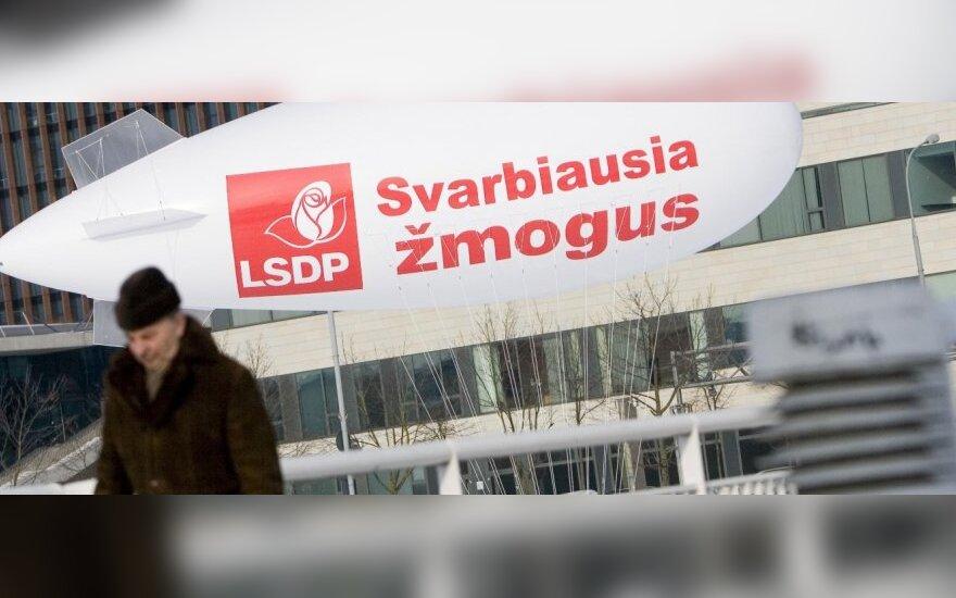 На вершине рейтинга – социал-демократы