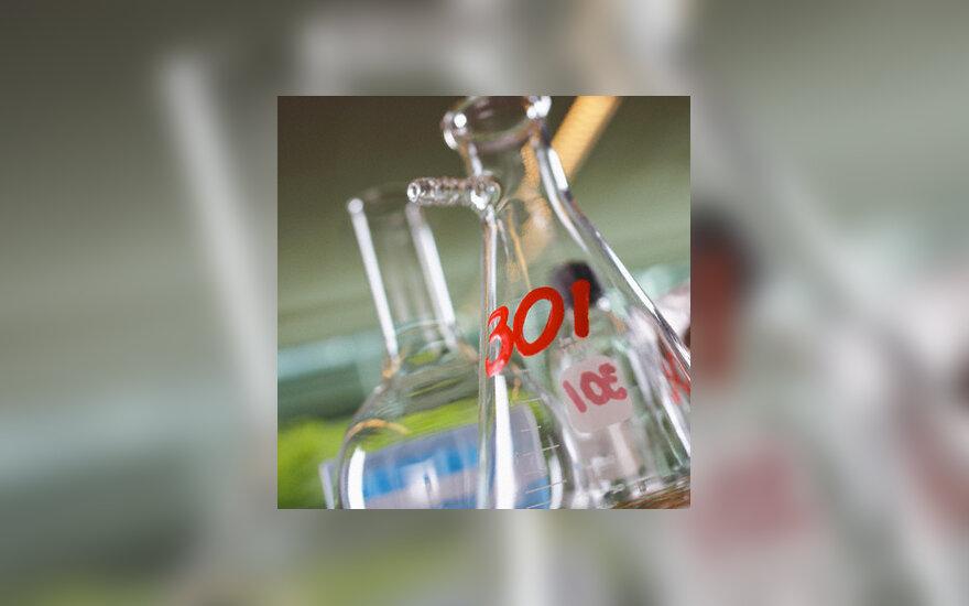 Laboratorija, mokslas, bandymai