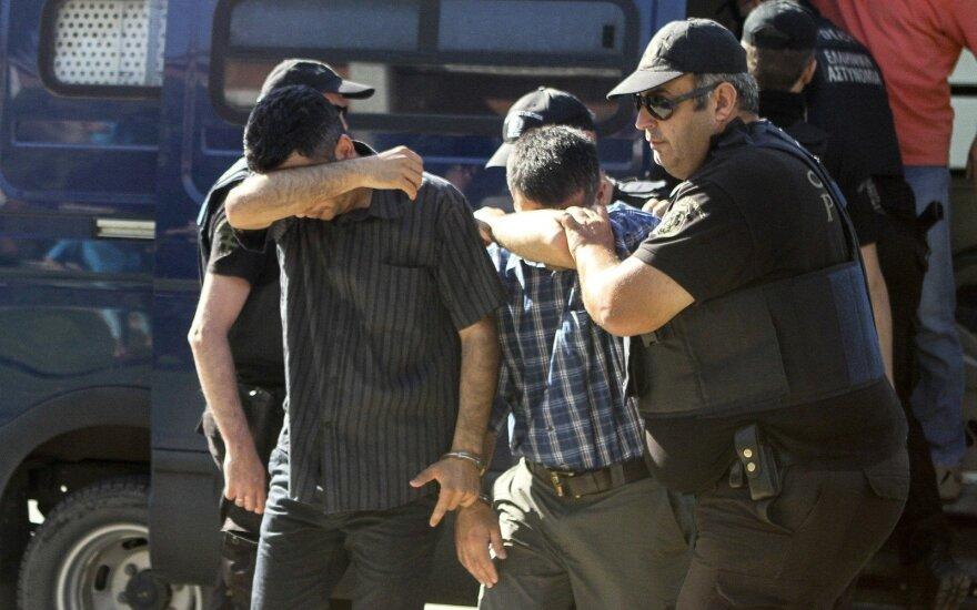 В Турции задержали три десятка генералов после провала мятежа