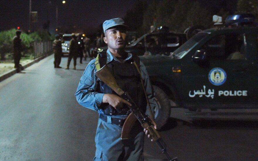 Жертвами нападения на университет в Кабуле стали 13 человек