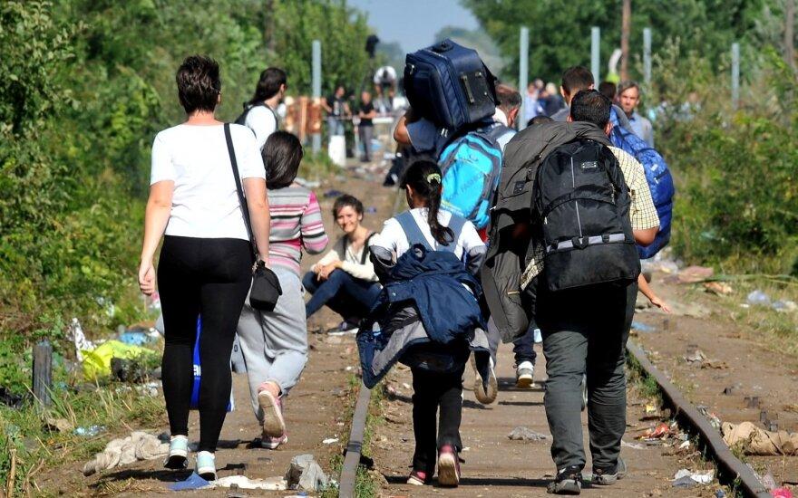 Aktualnie na ma potrzeby podejmowania nadzwyczajnych działań na granicach RP