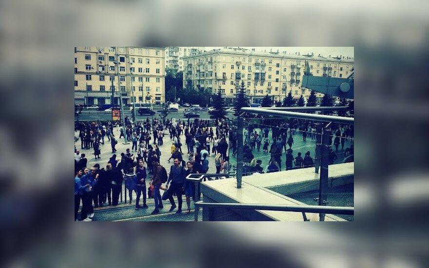 Волна загадочных звонков о минировании докатилась до Москвы