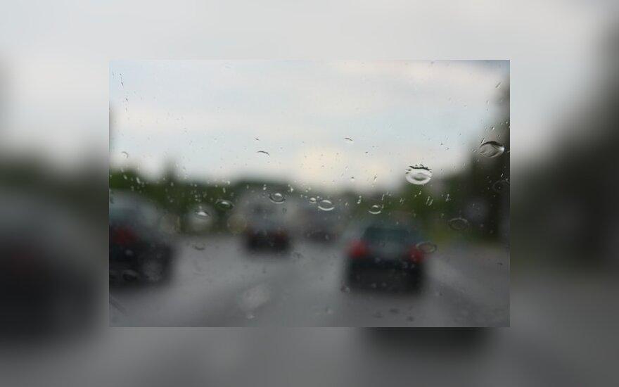 Погода в Литве переменчивая