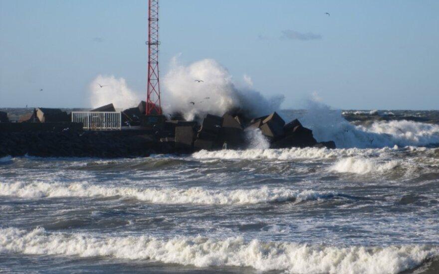 За три месяца ураганные ветры на взморье побили все рекорды