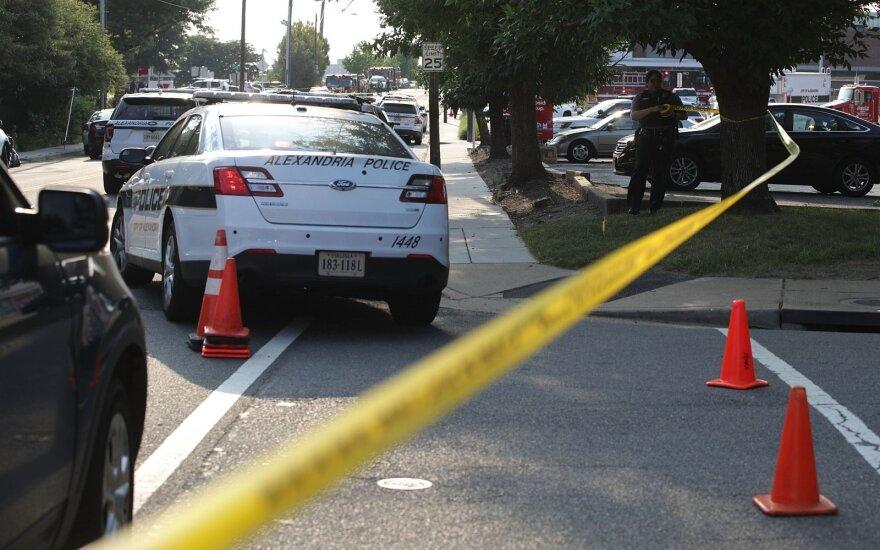 Раненый в результате стрельбы в Вирджинии конгрессмен Скалис пошел на поправку