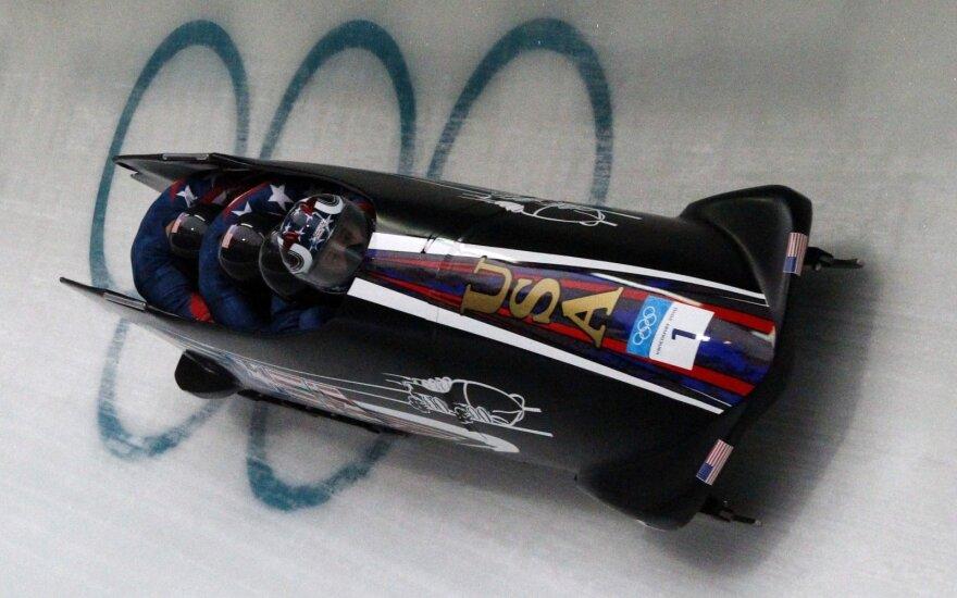 JAV bobslėjaus komanda