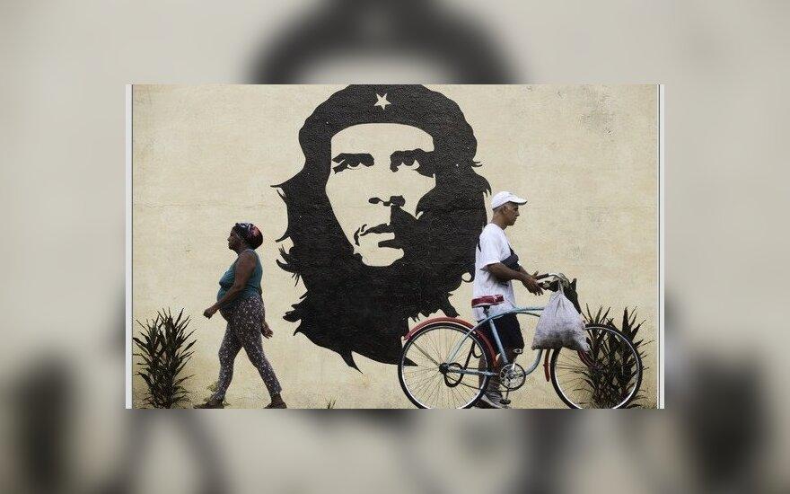 "На Кубе запретили одеколоны ""Че Гевара"" и ""Уго Чавес"""