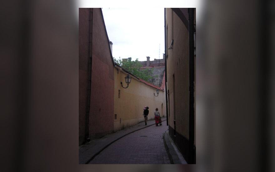 Gatvė, Senamiestis, Vilnius