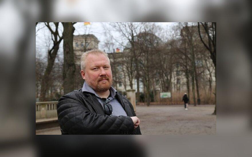 Литва отказала националисту Горскому в политубежище