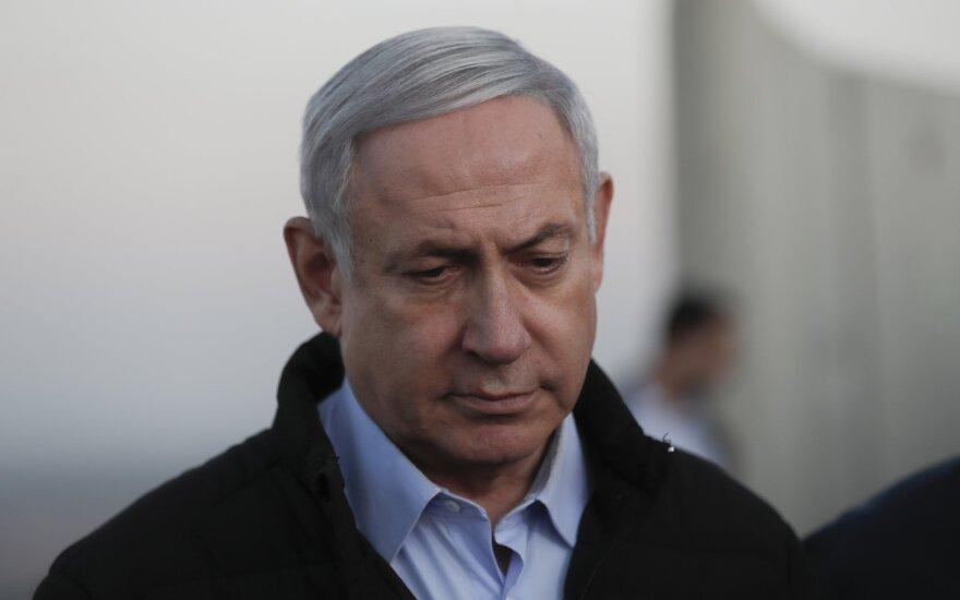 Benjaminas Netanyahu