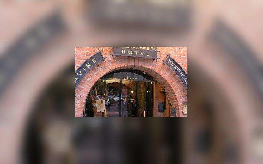 Число клиентов литовского гостиничного бизнеса выросло на 5%