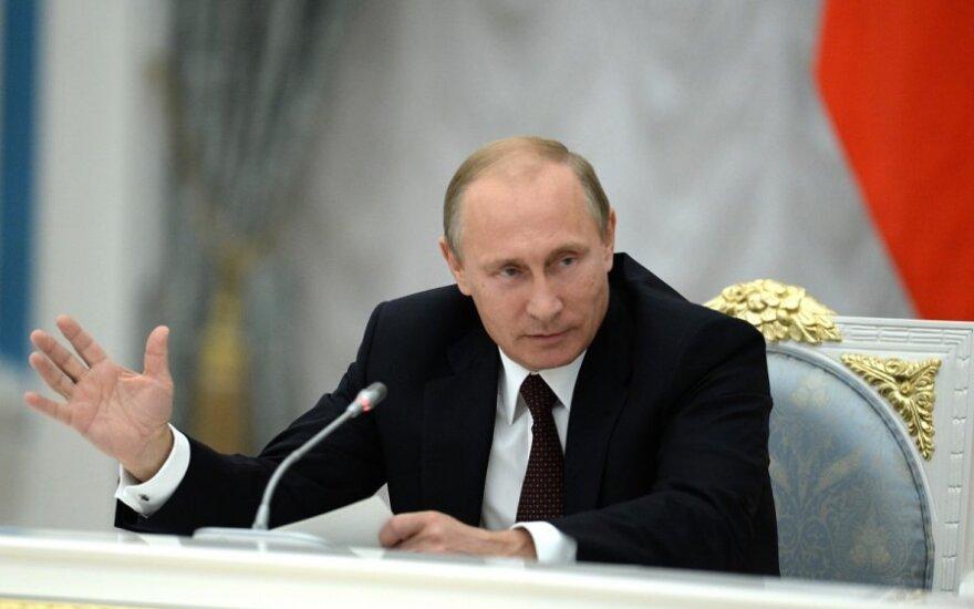 Putin: Naród ukraiński pozostanie najbliższym dla Rosji