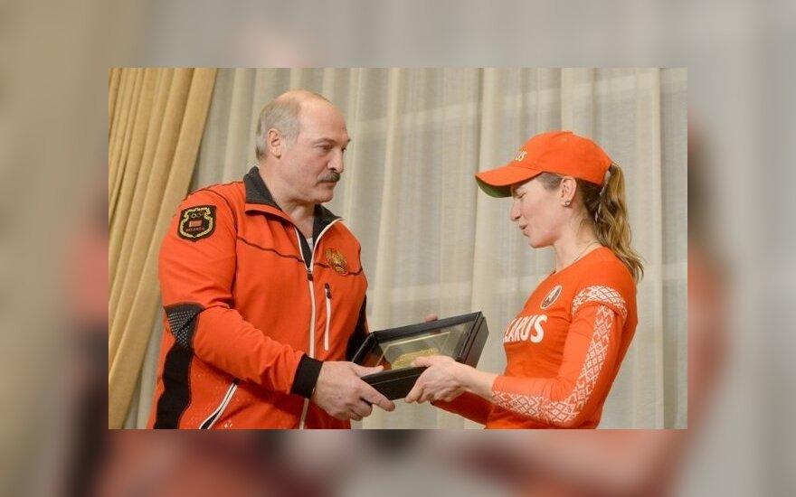 Лукашенко признался, что на Олимпиаде похудел на 10 кг и сходит с ума