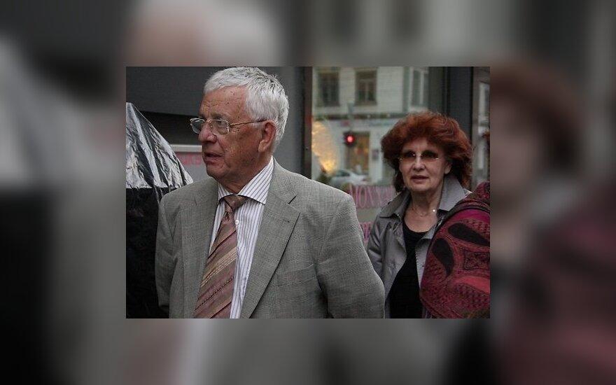 История любви: Раймонд Паулс и Лана