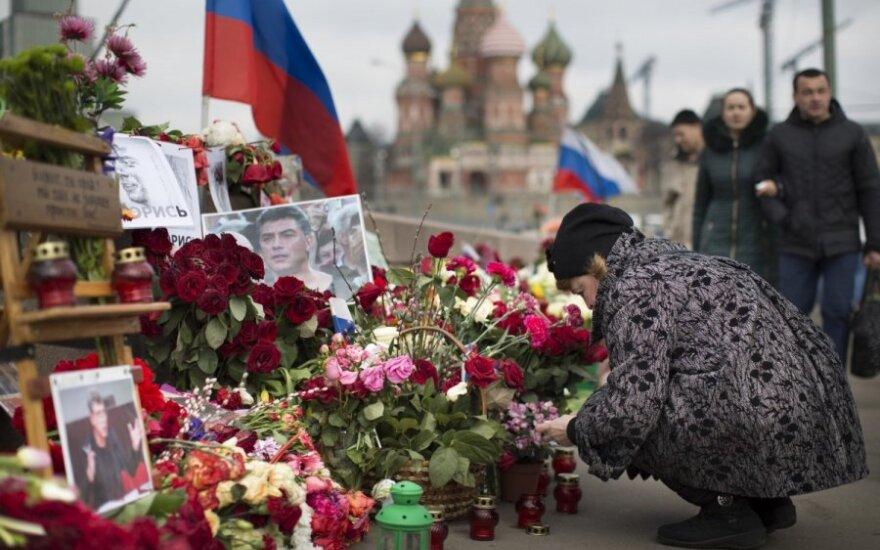 Немецкий правозащитник: За убийством Немцова стоит Путин