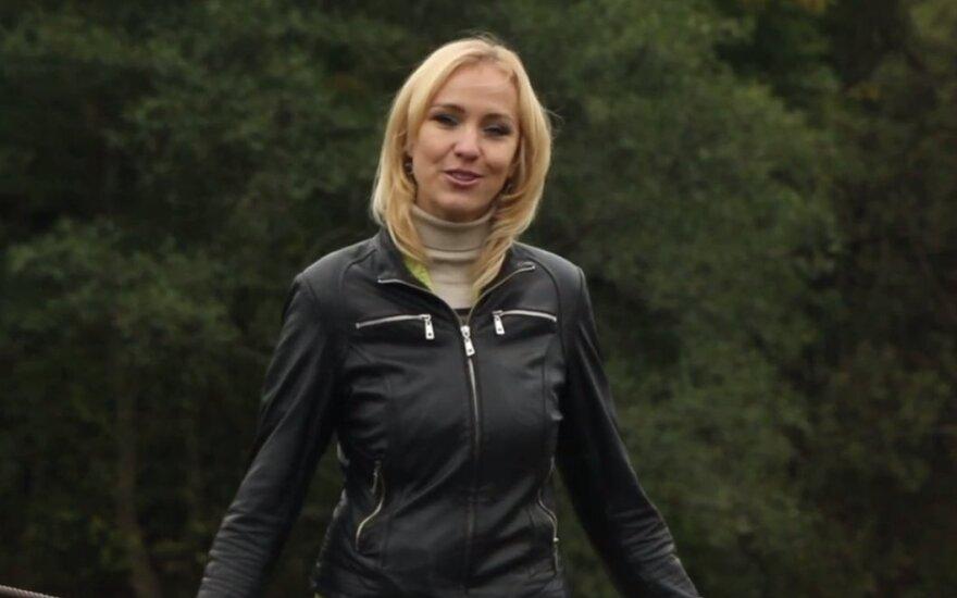 Misja: Wileńszczyzna. Agnieszka Olszewska