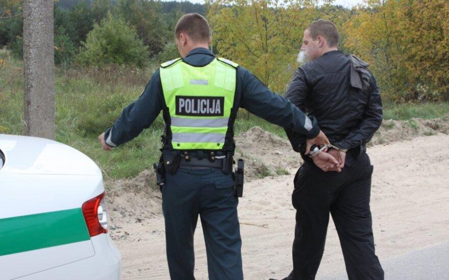 Водитель, три дня скрывавшийся от полиции, был задержан