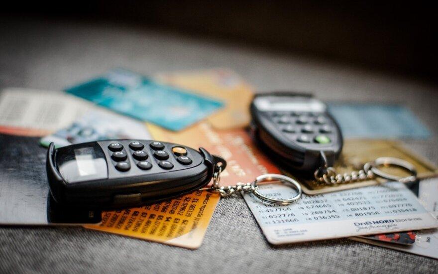 Банки в Литве отказываются от карт кодов: они останутся лишь в одном банке
