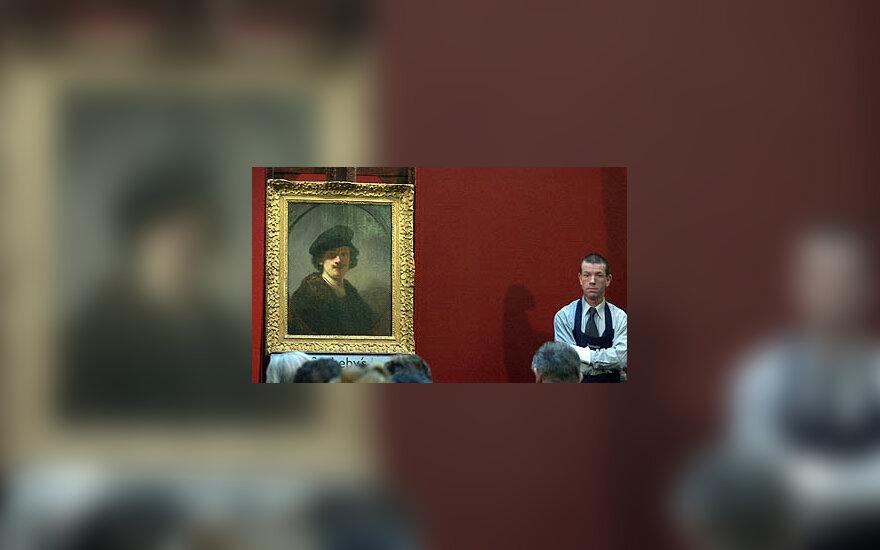 Rembranto autoportretas