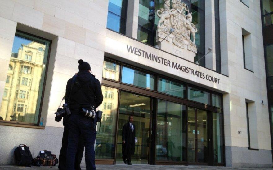Vestminsterio magistrato teismas