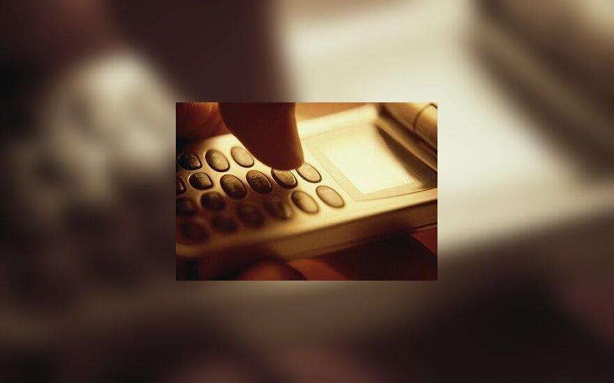 Mobilusis telefonas, pokalbis
