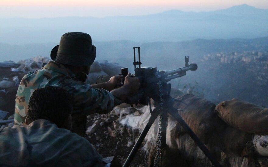 Reuters: войска Сирии начали атаку на Хомс при поддержке российской авиации