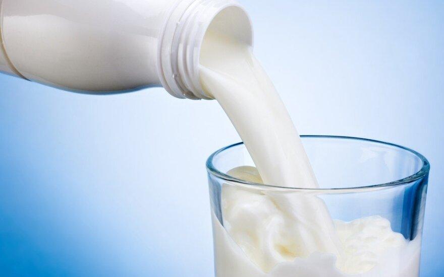 Китай разрешил экспорт литовским молочникам